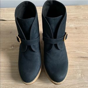 Authentic Stella McCartney Wedge Ankle Bootie Shoe